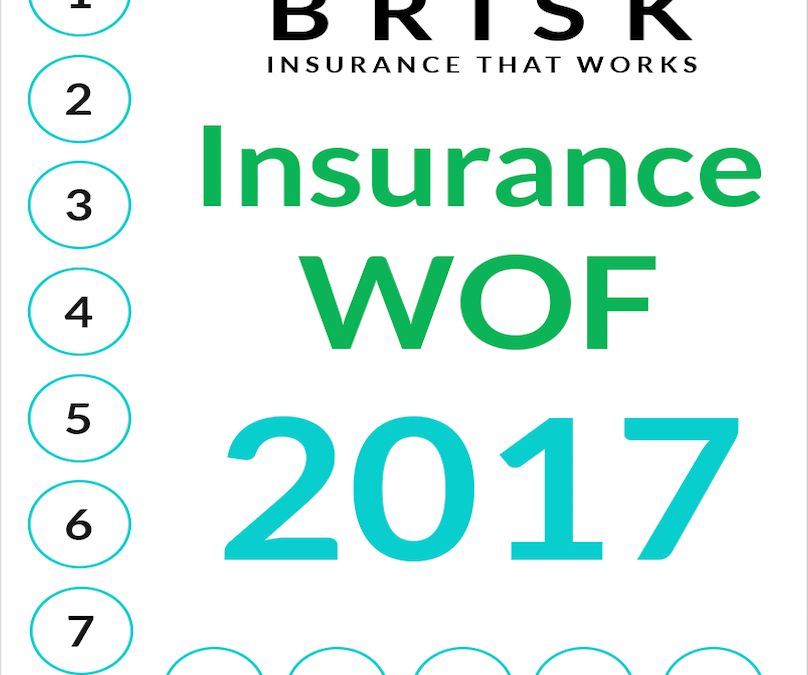 Would your insurance pass a WOF?